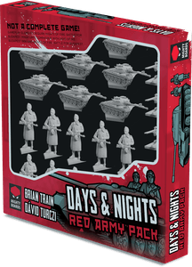 Days & Nights: Red Army Pack