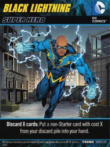 DC Comics Deck-Building Game: Black Lightning