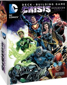 DC Comics Deck-Building Game: Crisis Expansion Pack 3
