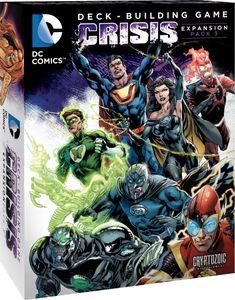 DC Comics Deck-Building Game: Crisis Expansion Pack 3