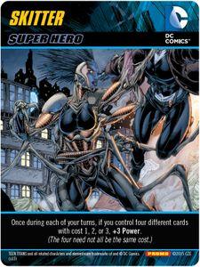 DC Comics Deck-Building Game: Skitter