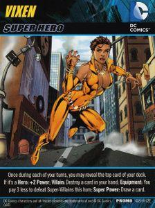 DC Comics Deck-Building Game: Vixen