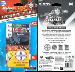 DC Comics Dice Masters: Harley Quinn Team Pack