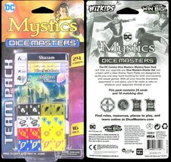 DC Comics Dice Masters: Mystics Team Pack