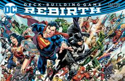 DC Deck-Building Game: Rebirth