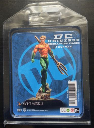 DC Universe Miniature Game: Aquaman
