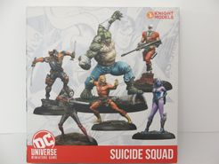 DC Universe Miniature Game: Suicide Squad