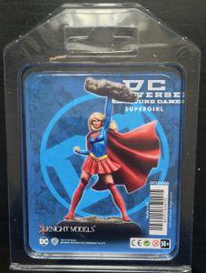 DC Universe Miniature Game: Supergirl
