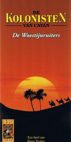 De Kolonisten van Catan: De Woestijnruiters