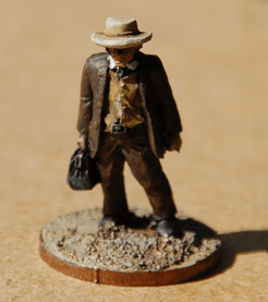 Dead Man's Hand: Rogues' Gallery – Doc Amos