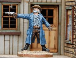 Dead Man's Hand: Rogues' Gallery – John Bridges