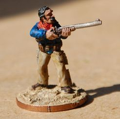 Dead Man's Hand: Rogues' Gallery – Roy Magnum