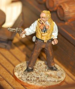 Dead Man's Hand: Rogues' Gallery – Wild Bill