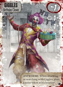 Dead of Winter: Giggles