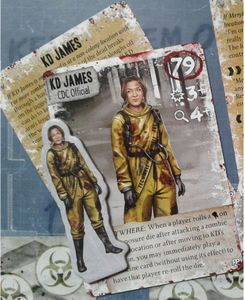 Dead of Winter: KD James