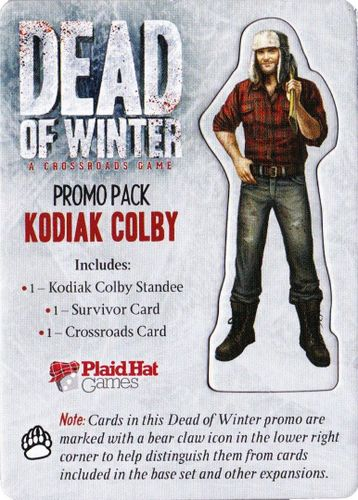 Dead of Winter: Kodiak Colby