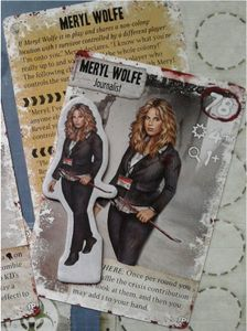 Dead of Winter: Meryl Wolfe
