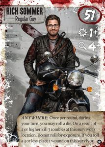 Dead of Winter: Rich Sommer