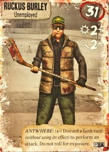 Dead of Winter: Ruckus Burley