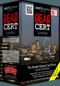 DEADCERT: London