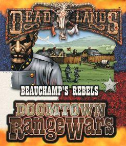 Deadlands: Doomtown Range Wars