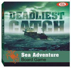 Deadliest Catch Sea Adventure Board Game