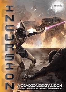 Deadzone: Incursion – Campaign Book