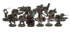 Deadzone: Marauders Faction Starter