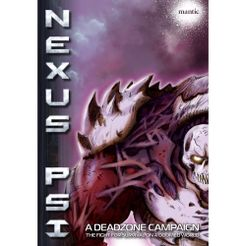 Deadzone: Nexus Psi – Campaign Book