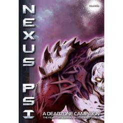 Deadzone: Nexus Psi – Campaign Book
