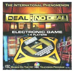 Deal or No Deal: Electronic Game