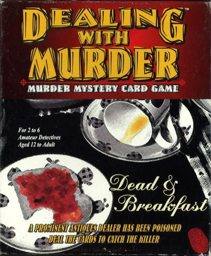 Dealing With Murder: Dead & Breakfast