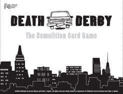Death Derby: The Demolition Card Game