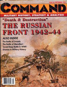 Death & Destruction: The Russian Front 1942-44