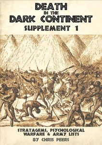Death in the Dark Continent: Supplement 1
