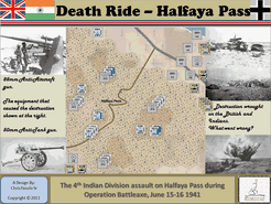 Death Ride: Halfaya Pass
