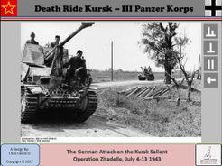 Death Ride Kursk: III Panzer Korps