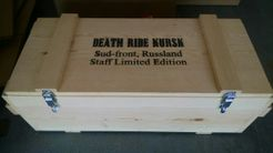 Death Ride Kursk: Sud-Front, Russland Staff Limited Edition