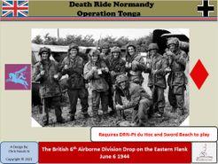 Death Ride Normandy: Operation Tonga