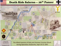 Death Ride Salerno: 16th Panzer