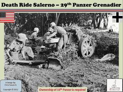 Death Ride Salerno: 29th Panzer Grenadier