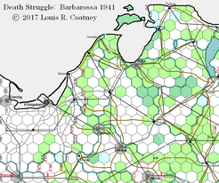 Death Struggle:  Barbarossa 1941