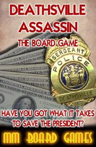 Deathsville Assassin The Board Game