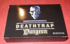 Deathtrap Dungeon: Card Game