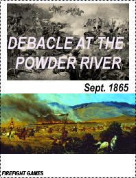 Debacle at Powder River, Sept 1865