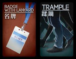 Deception: Murder in Hong Kong – Gen Con 2016 Promo Cards