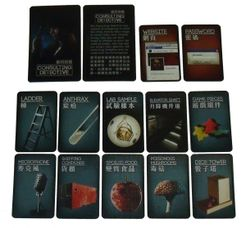 Deception: Murder in Hong Kong – Kickstarter Promo Pack