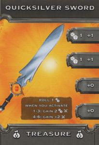 Deck Box Dungeons: Quicksilver Sword