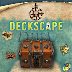 Deckscape Duel: Pirates' Island