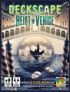Deckscape: Heist in Venice
